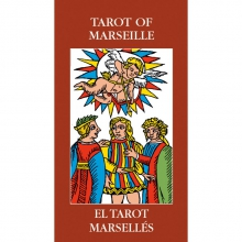 Marseille mini tarot