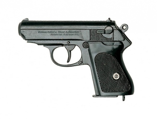 Walther PPK pisztoly